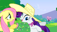 Rarity derps out S02E25