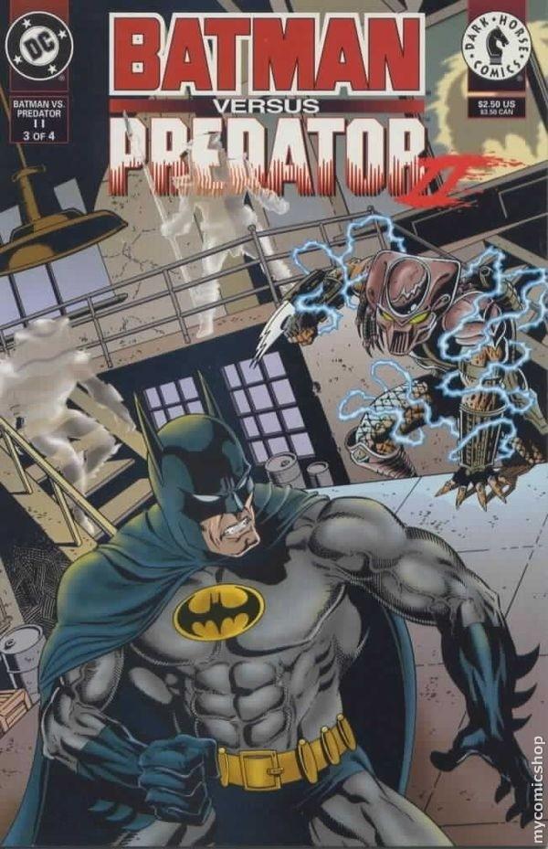 batman versus predator batman wiki wikia