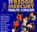 The Freddie Mercury Tribute Concert (video)