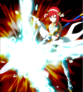 Erza using Lighting Armor Staff.png