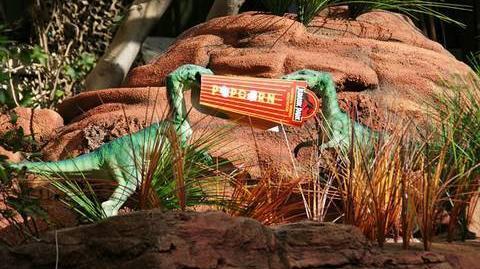 Jurassic Park River Adventure (HD POV) Universal Studios Hollywood