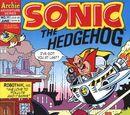 Archie Sonic the Hedgehog Ausgabe 11