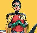 Robin (Damian Wayne)