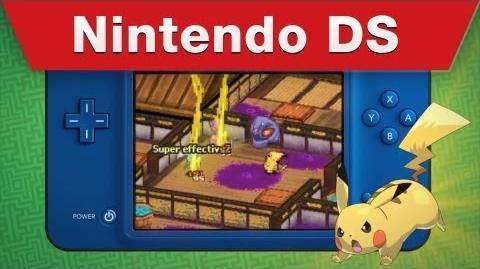 Nintendo DS - Pokemon Conquest TV Commercial