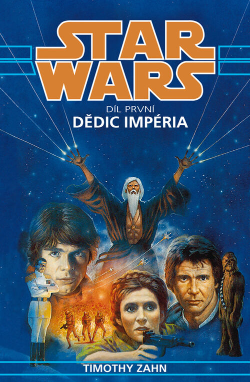Heir To The Empire Wookieepedia The Star Wars Wiki