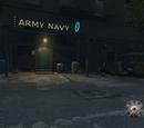 Магазин «Army Navy»