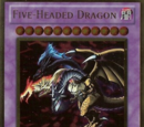 Five Headed Dragon