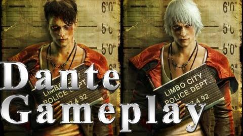 ▶ Devil May Cry 2012 Dante Boss Fight Gameplay E3 Demo - Cam
