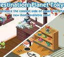Destination: Planet Tokyo