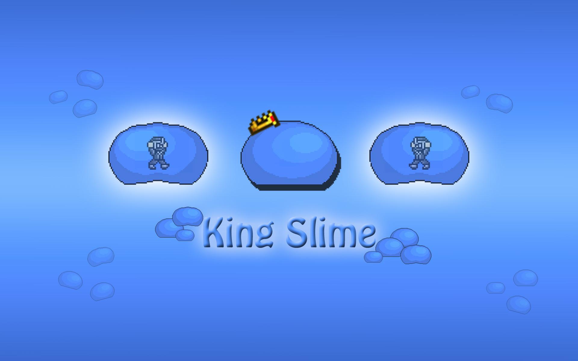 Terraria King Slime | Car Interior Design
