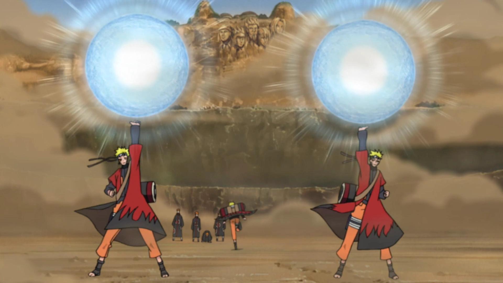 [FP] Uzumaki Naruto Senp%C5%8D_%C5%8Cdama_Rasengan