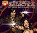 Battlestar Galactica: Cylon Apocalypse Vol 1 2