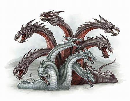 Hydra (mythology) - Villains Wiki - villains, bad guys, comic ...
