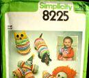 Simplicity 8225 A