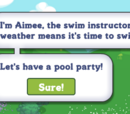 Pool Party Fun Quest