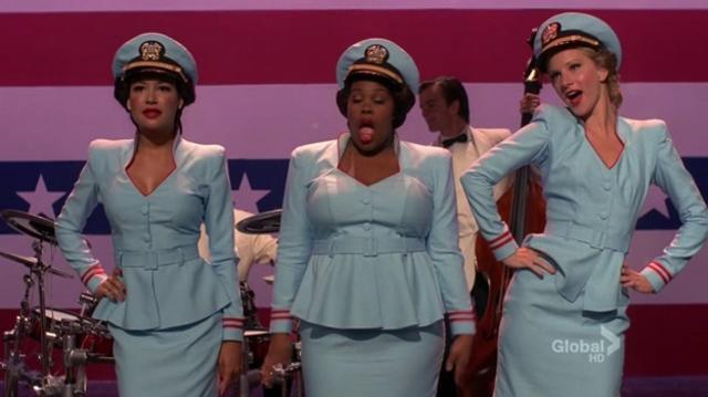 Candyman (Glee Cast Version) Full Performance