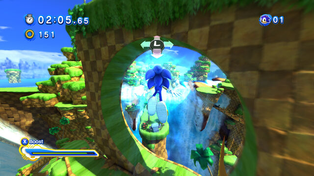 File:Sonic Generations Giant Loop @ Green Hill.jpg