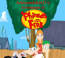Ackleyattack4427's Adventures of Phineas and Ferb (DVD)