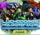 Luchadores Holográficos