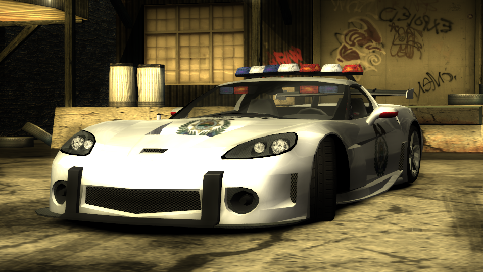 Police Federal Cruiser At The Need For Speed Wiki Need