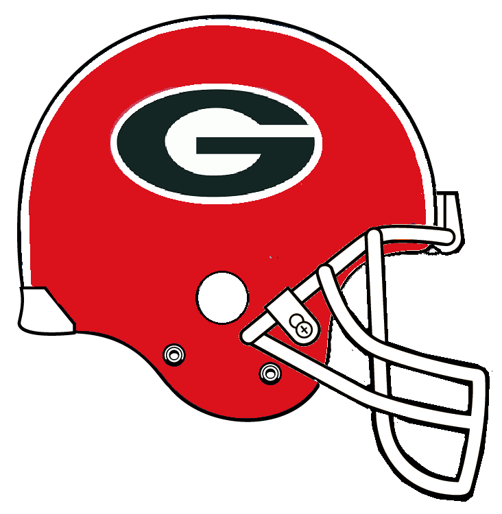 Georgia bulldogs football bedroom ideas for new house for Georgia bulldog bedroom ideas