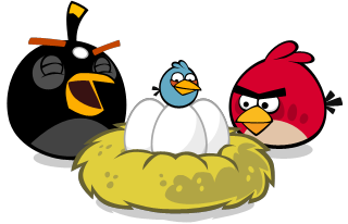Image - Birds with eggs.png - Angry Birds Wiki - Wikia