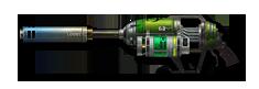 [Extra-Item] - Poison Gun (Antidoter)