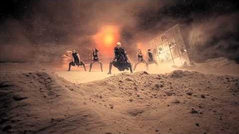 MV Dance ver JUNSU(준수) XIA(시아) (타란탈레그라)