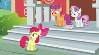 CMC On School Stoop S2E