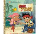 Jake and the Never Land Pirates books