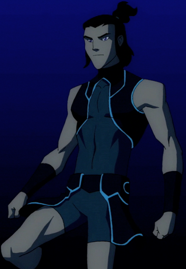 Teen Titans Aqualad