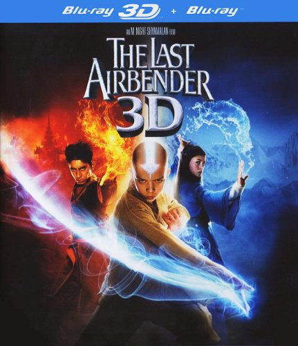 List Of Avatar: The Last Airbender DVDs