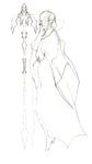 Ramuh FFIV DS Sketch