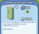 Domestica Brrrilliant Fridge