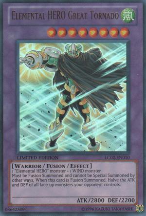Naito's Articles: Elemental HERO Deck Guide 300px-ElementalHEROGreatTornado-LC02-EN-UR-LE