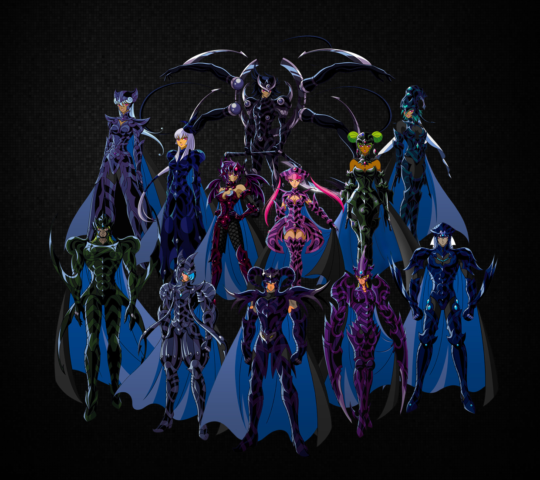 Partenaire : Saint Seiya Anthologie Titans