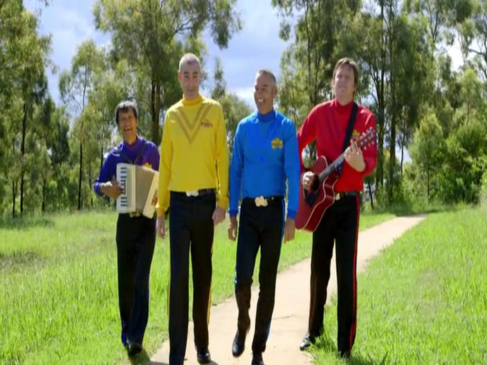 The Wiggles Skivvies And Trousers Through The Years