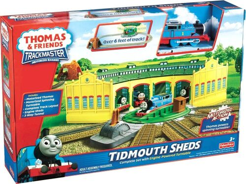 Tidmouth Sheds Set Thomas And Friends Trackmaster Wiki