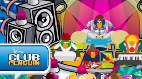Club Penguin Official Music Video Better Days