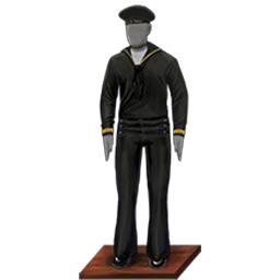 WWII Navy Uniform