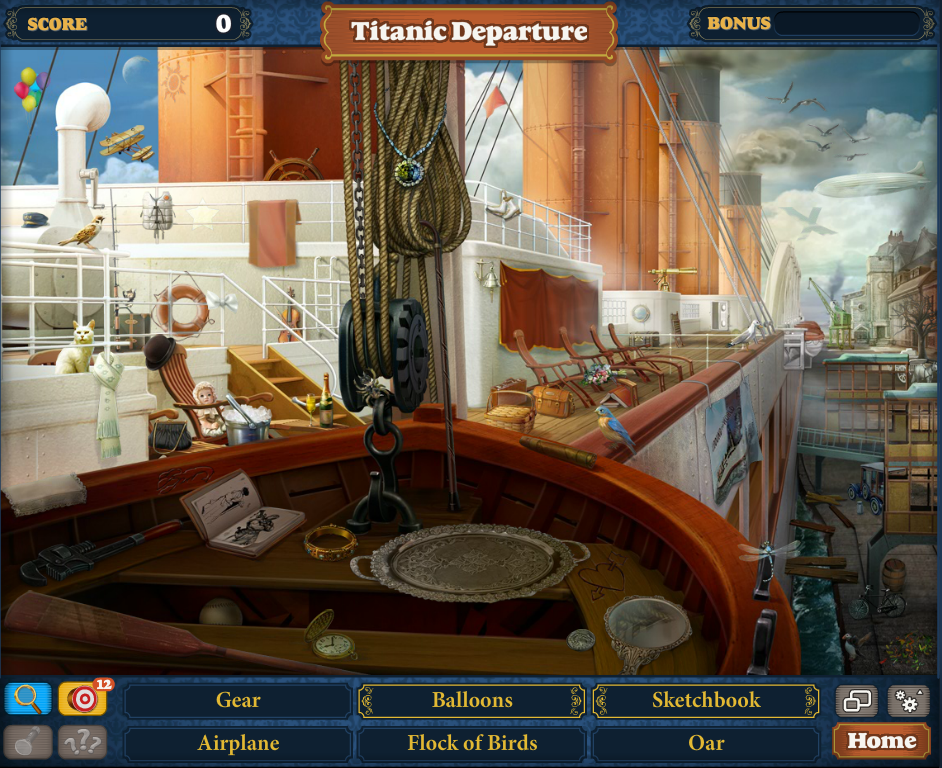 Titanic Departure Hidden Chronicles Wiki