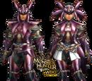 Vespoid S Armor (Blade)
