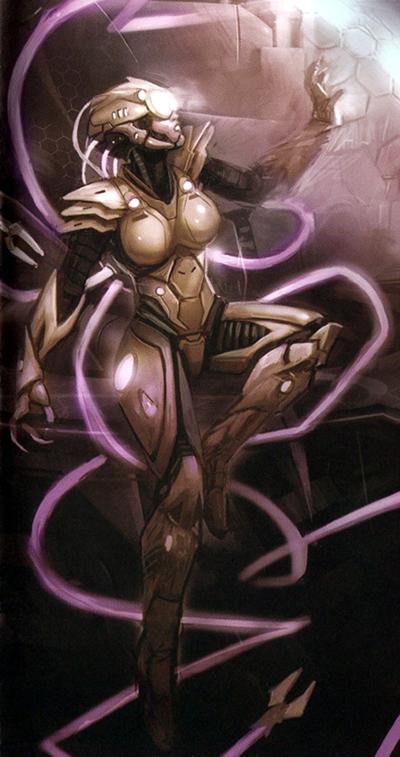 Serena Patel (Earth-928) - Marvel Comics Database