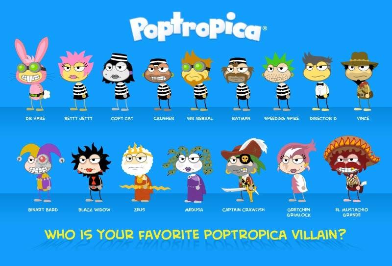 Image Poptropica Villainsjpg Wiki