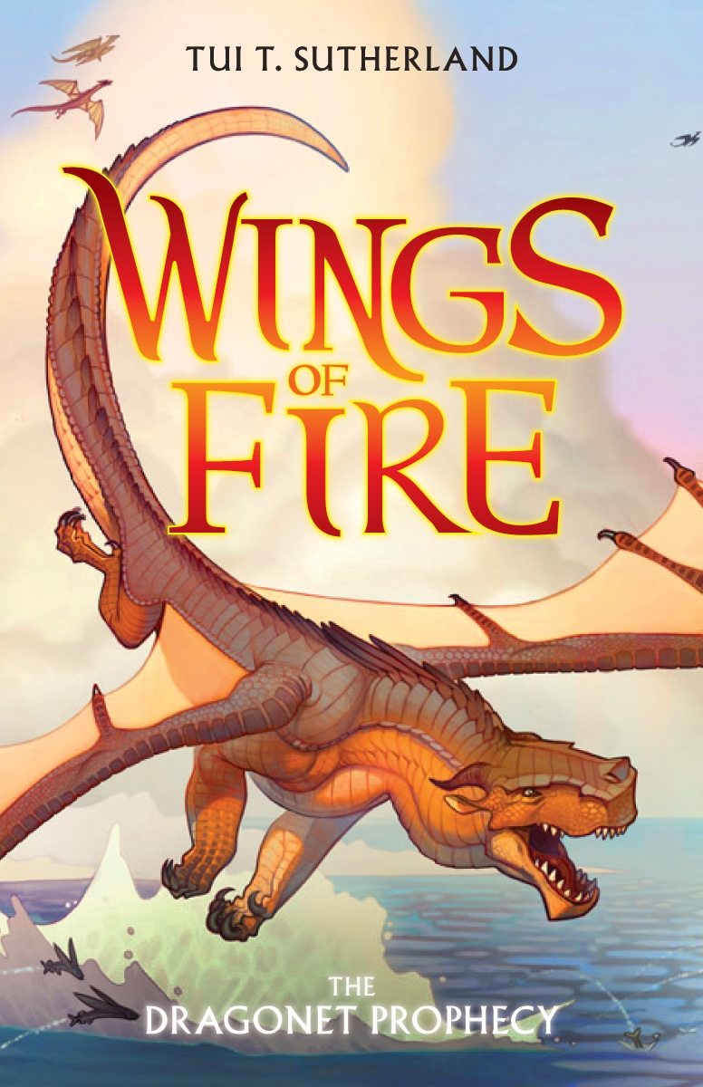 book cover Wings of Fire