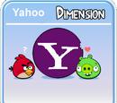 Angry Birds Yahoo!