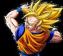 Goku Super Saiyajin 2