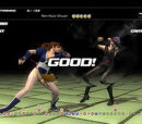 Dead or Alive 1 (PlayStation) stages