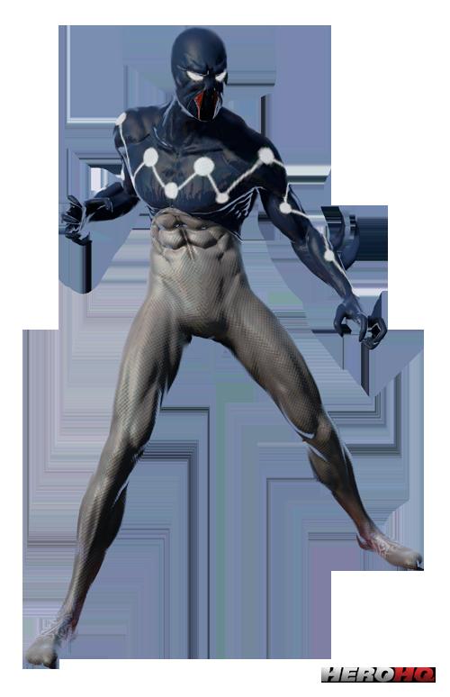 Cosmic spider man - photo#12
