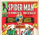 Spider-Man Comics Weekly Vol 1 31